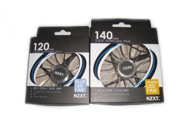 NZXT 120mmLED AIRFLOW FAN i NZXT 140mm LED AIRFLOW FAN (1)