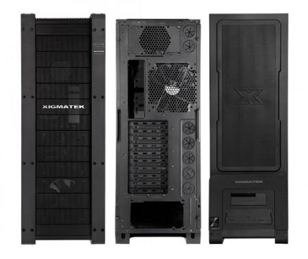 Obudowa Xigmatek Elysium HDD16X Edition na 64 terabajtów danych 3