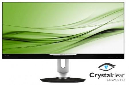 PHILIPS 298P4QJEB MMD prezentuje innowacyjne monitory marki PHILIPS