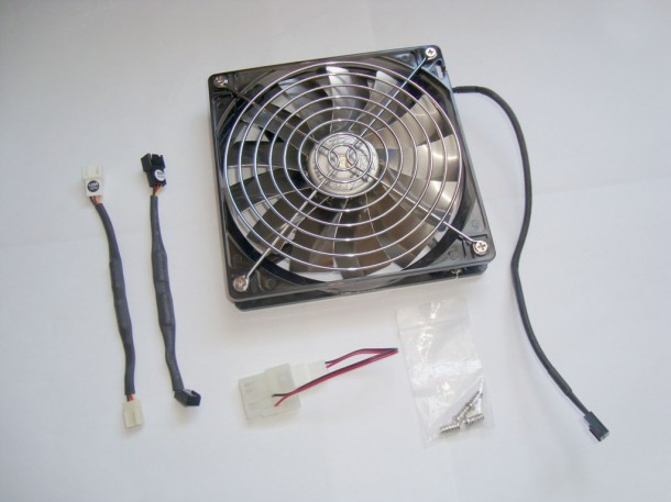 Prolima tech Vortex Fan Aluminium Series 140mm (4)