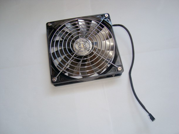 Prolima tech Vortex Fan Aluminium Series 140mm (5)