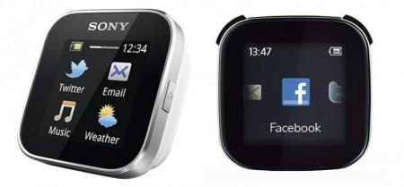 Sony SmartWatch 2 Smart Watches w natarciu na rynek tradycyjnych zegarków