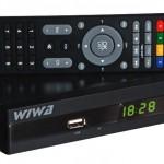 Tuner WIWA HD-95 memo Cyfryzacja telewizji naziemnej napędza rynek