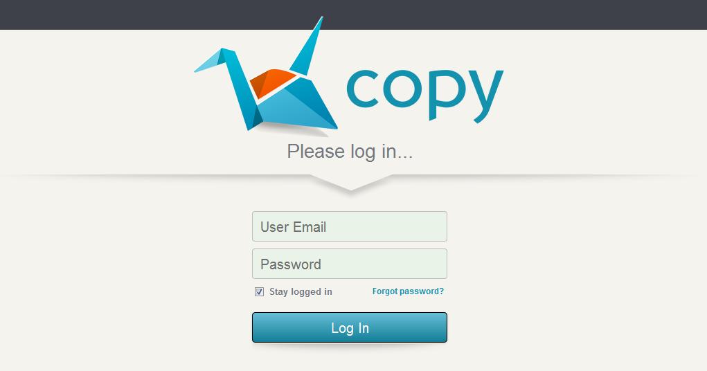 copy.com - nowy dysk wirtualny od Barracuda Networks