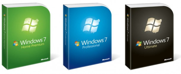 windows 7 pudelka
