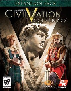 Cywilizacja V bogowie i królowie