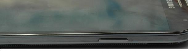 Galaxy S4 lewy bok
