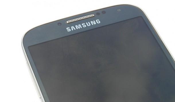 Galaxy S4 przód-góra