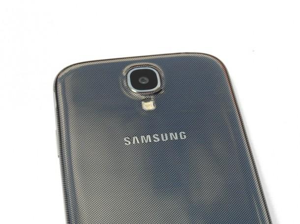 Galaxy S4 tył-góra