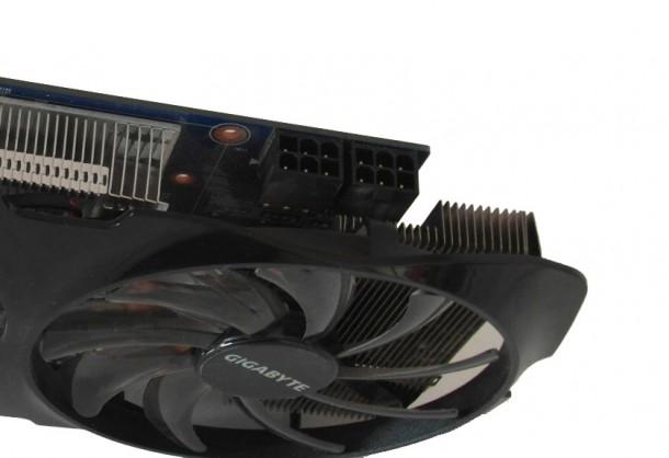 Gigabyte GTX 660 Ti OC zasilanie