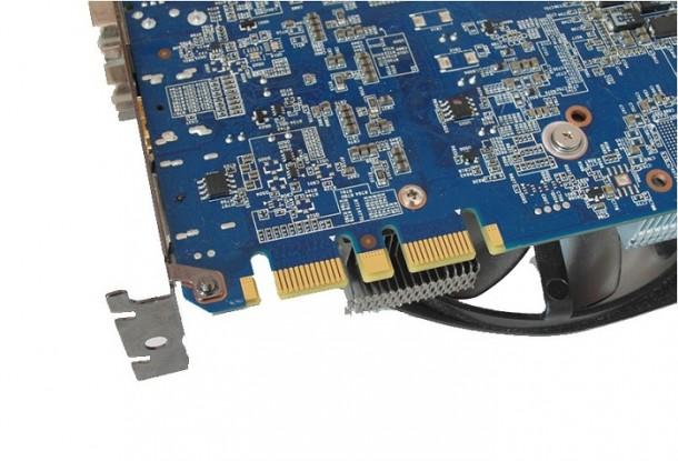 Gigabyte GTX 660 Ti OC SLI łącza