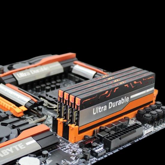 Avexir BLITZ 1.1 GBOC Orange LED2
