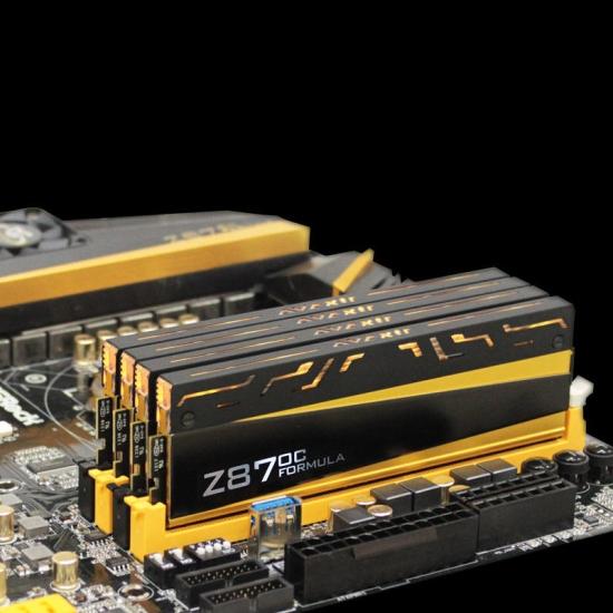 Avexir BLITZ 1.1 OCF Yellow LED2