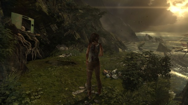 TombRaider miejsce testowe