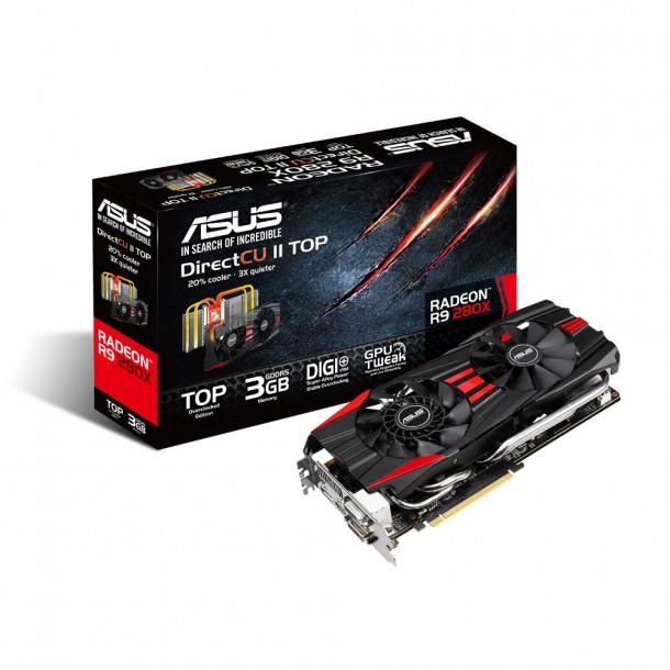 Asus R9 290X miniaturka