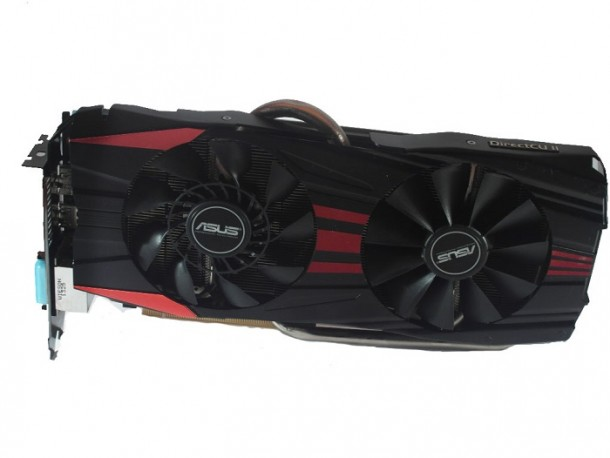 Asus Radeon R9 280X DirectCU II prezentacja 1