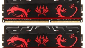 Pamięci Avexir Blitz 1.1 Red Dragon - DDR3_1