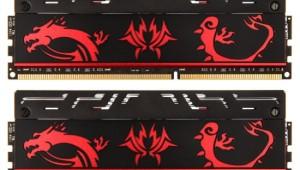 Pamięci Avexir Blitz 1.1 Red Dragon - DDR3_1