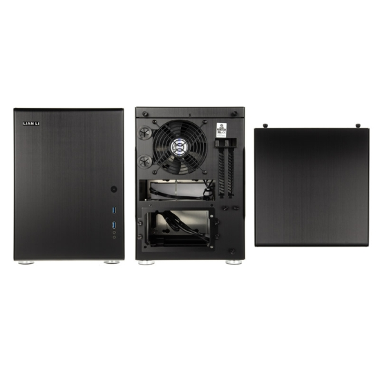 Obudowa Lian Li PC-Q33 - Mini-ITX_1p