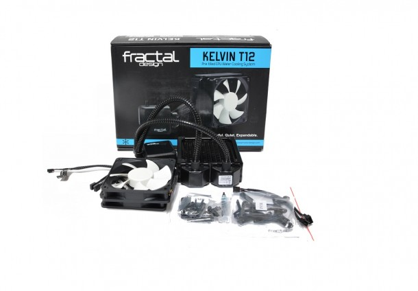 Fractal Design Kelvin T12 2