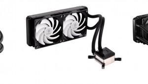 nepton 240m cooler master seidon 120v ver2 silvetsotne tundra td03-e