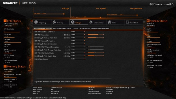 Gigabyte Z97X-Gaming 7 10