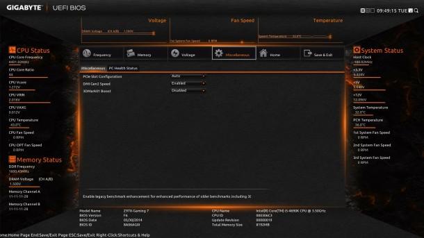 Gigabyte Z97X-Gaming 7 11