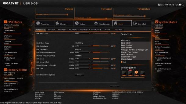 Gigabyte Z97X-Gaming 7 12