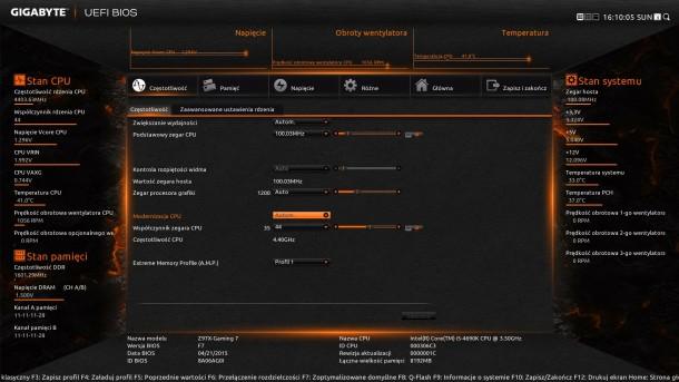 Gigabyte Z97X-Gaming 7 17