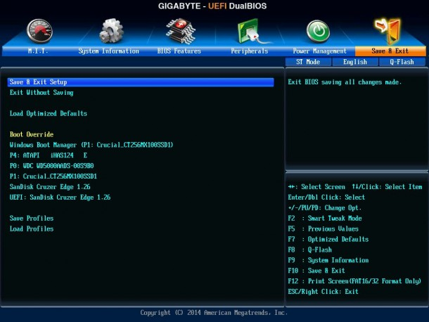 Gigabyte Z97X-Gaming 7 6