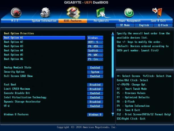 Gigabyte Z97X-Gaming 73