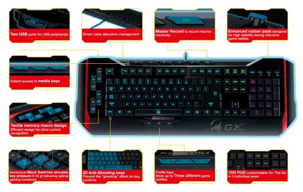 Genius GX Gaming Manticore 2