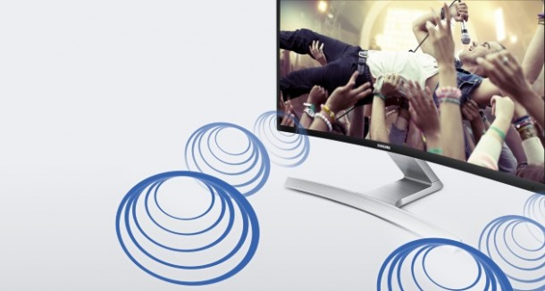samsung stereo speakers