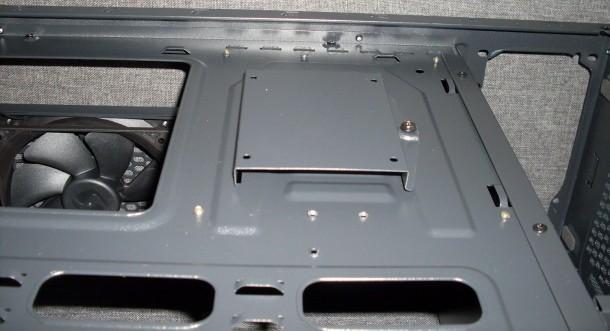 silentiumpc gladius 35 koszyk 2.5 SSD2
