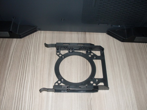 silentiumpc gladius 35 koszyk HDD 2.5 cala