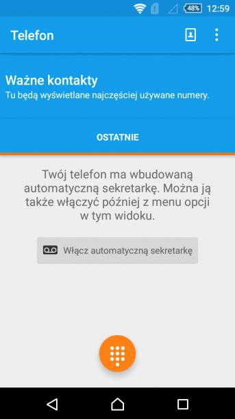 sony xperia m4 aqua ksiązka telefoniczna 3