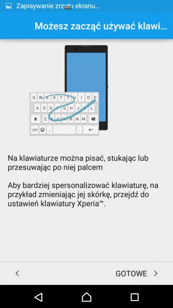 sony xperia m4 aqua personalizacja klawiatury 5