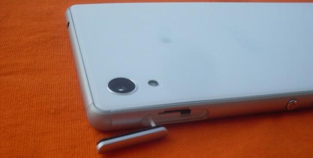 sony xperia m4 aqua slot micro SIM