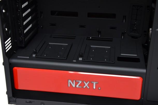 NZXT H440 komora zasilacza