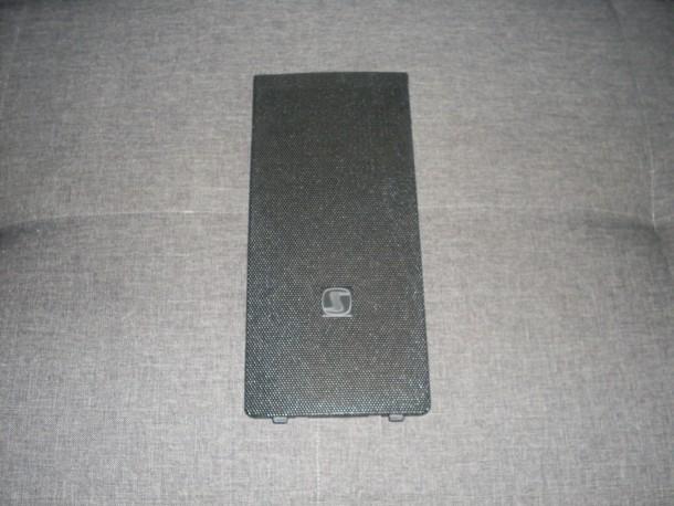 silentiumpc m45w frontowy filtr przeciwkurzowy