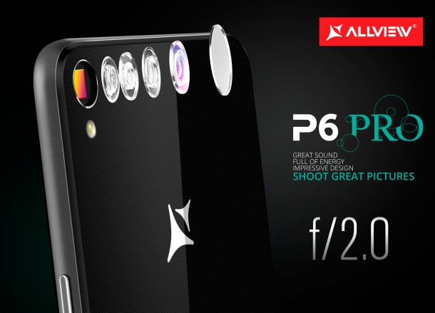 Allview P6 PRO 4