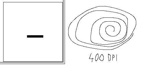 predykcja interpolacja zowie za12 400dpi