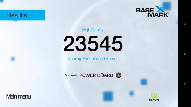basemarkX high