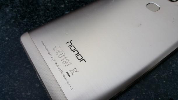 honor 5x nazwa i napisy techniczne modelu