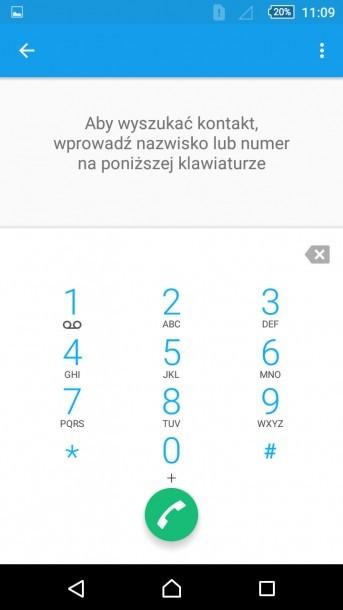sony xperia z5 - książka telefoniczna (2)