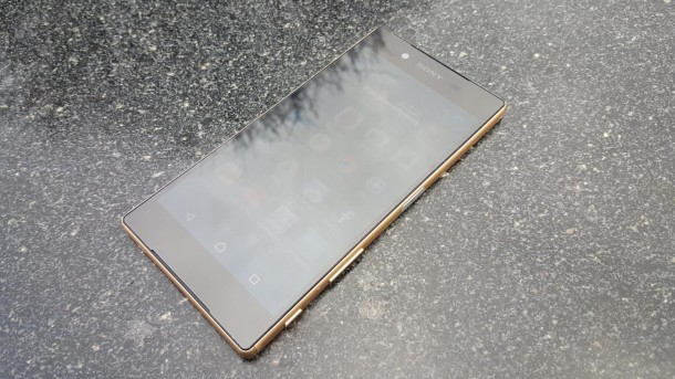 sony xperia z5 - minimalna jasność ekranu w słońcu