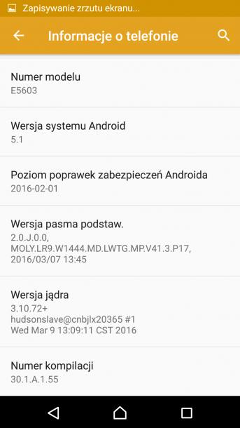 sony xperia m5 - android 5.1.1 nakładka sony (17)