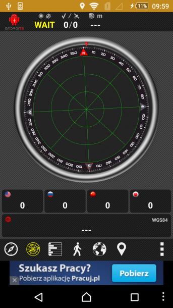 sony xperia m5 - gpstest (2)