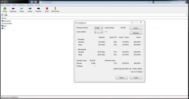 zotac 321 nano - 7zip benchmark