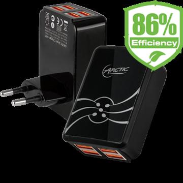 arctic smart charge 4800 wygląd ładowarki
